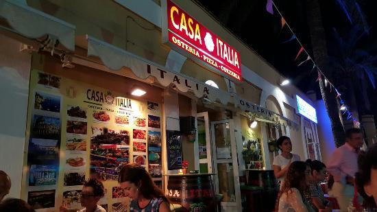 Casa Italia en Fuengirola