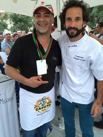 Pizzeria IL Siciliano: Campeonato de pizza