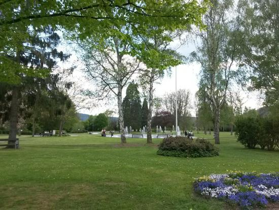 Bad Soden-Salmunster, Germania: Kurpark