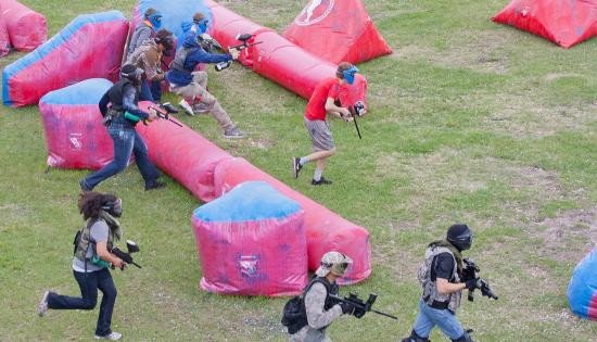 Extreme Rage Paintball Park of Fort Myers