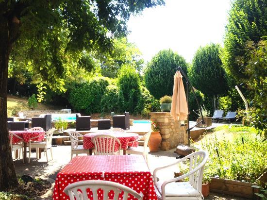 Hotel Des Raspes Saint Rome De Tarn