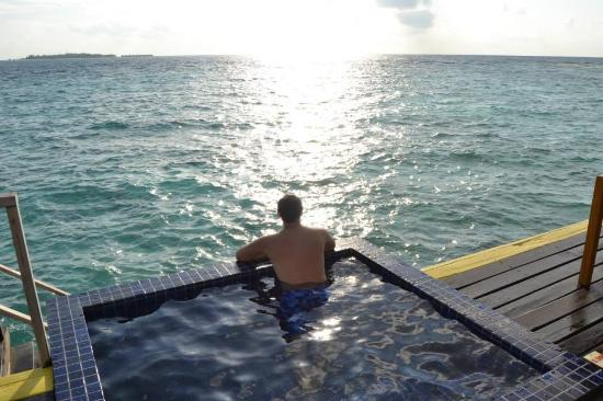 Maldive Victory : Maldivas - atardecer