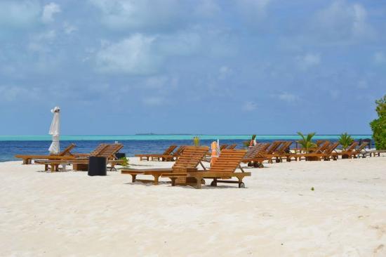 Maldive Victory : Maldivas - playa