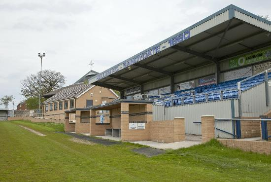 Sandygate Road Stadium