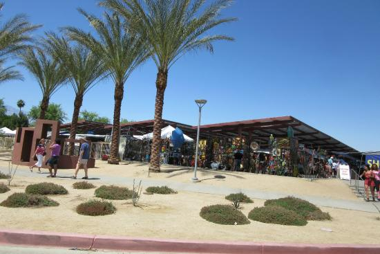 The Street Fair at College of the Desert