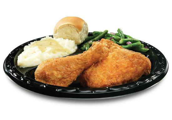 Country Kitchen: Every Wednesday from 11:00 AM to 9:00 PM 3 Piece Fried Chicken Dinner just $8.99
