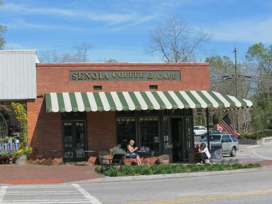 Senoia Coffee And Cafe Senoia Ga