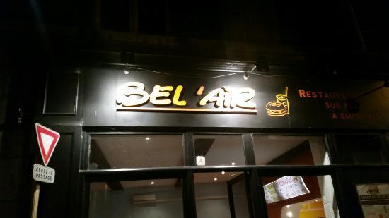 Restaurant le Bel'air