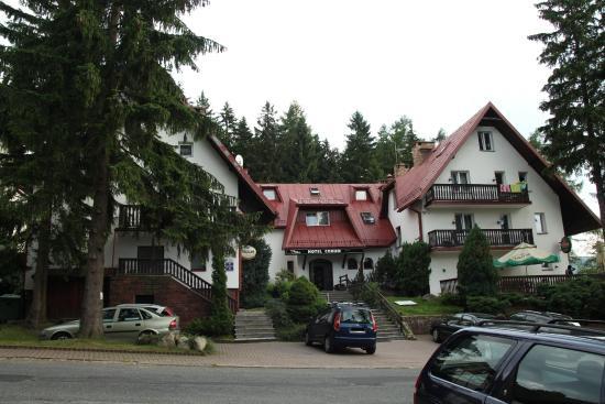 Hotel Corum: Hotel z ulicy