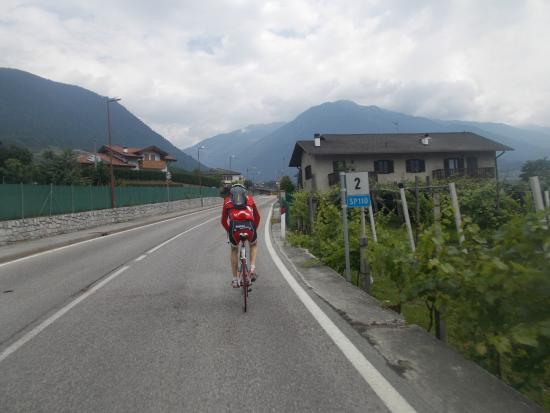 Strada Del Passo Manghen