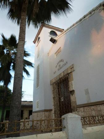 Parroquia de San Sebastian