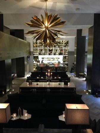 Sala colazione picture of morgans new york hotel new for Sala new york