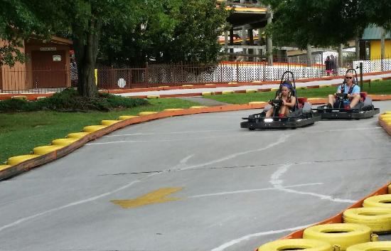 The Track Family Fun Park: Fun track