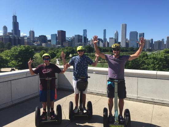 Chicago Segway Tour: Awesome!
