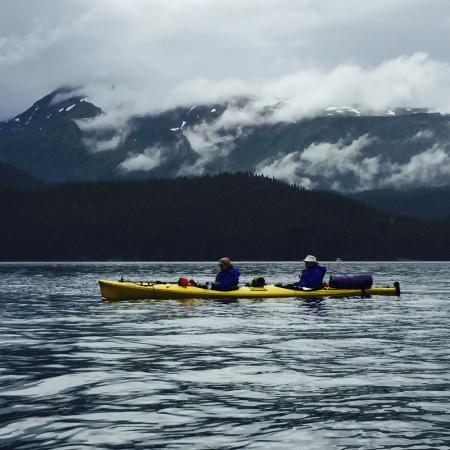 True North Kayak Adventures: Kayaking on Tutka Bay with True North