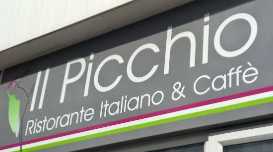 Il Picchio Caffe: That's it!