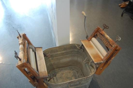 North Sydney Historical Society: Scrubbing bucket' aka' washing machine