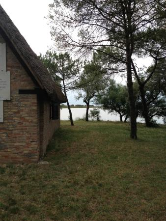 Province of Ravenna, Italien: Capanno