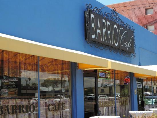 Art Outside Picture Of Barrio Cafe Phoenix Tripadvisor