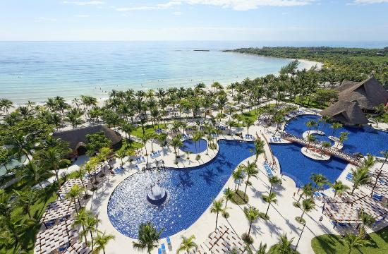 Barcelo Maya Beach: view