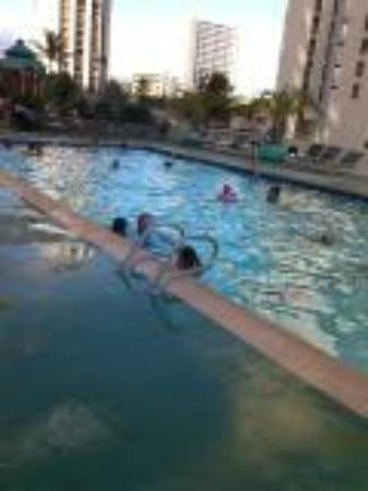 Waikiki Banyan: プール