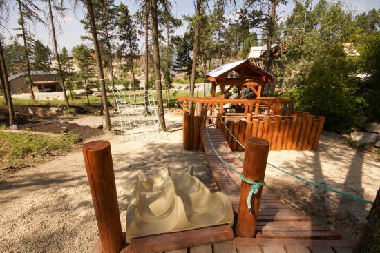 Vernon, Canadá: Kids' playground
