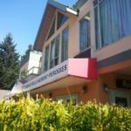 Econo Lodge Surrey: HOTEL FACADE