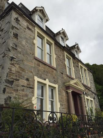 Forth View Hotel: Front