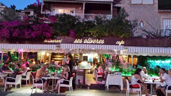 Restaurant Ses Oliveres