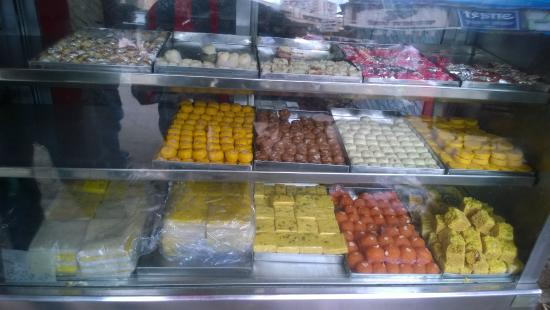 Kailash Mandir Lassi and Sweets