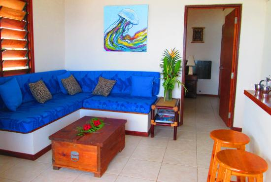 Troppo Mystique: Waterfront Villa- 1x bedroom