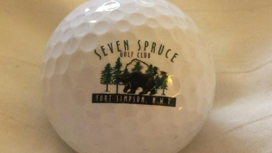 Seven Spruce Golf Course