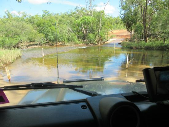 Heritage & Interpretive Tours: Ready to cross, heading outback