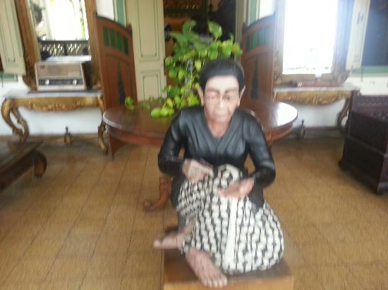 Batik Pramugari