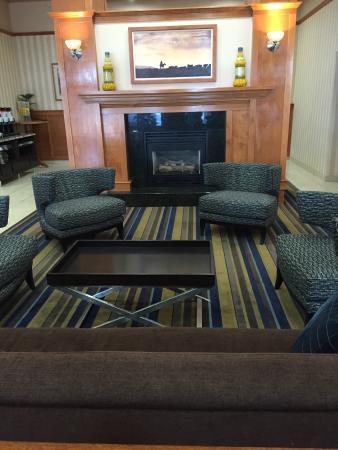 Hampton Inn by Hilton Kamloops: Main lobby