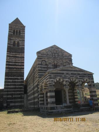 Codrongianos, Italien: la splendida basilica di Saccargia