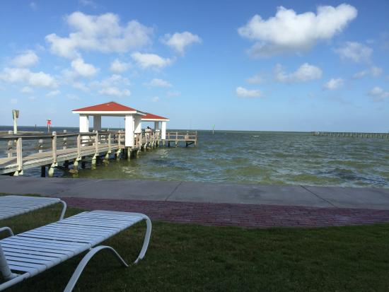 Rockport, TX: Water view