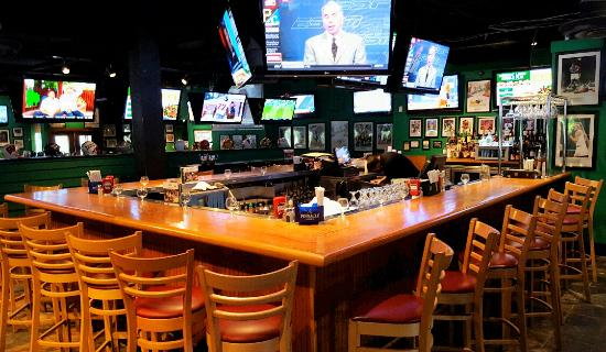 Time Out Sports Bar & Grill, Garden City