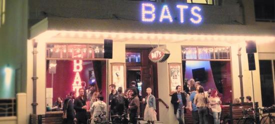 Bats from the street bild fr n bats theatre wellington for 163 the terrace wellington