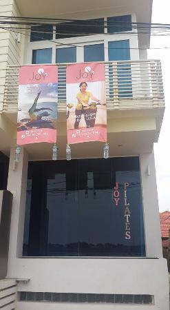 Joy Vientiane Pilates