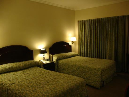 Elevage Buenos Aires Hotel: Apartamento triplo, super confortável