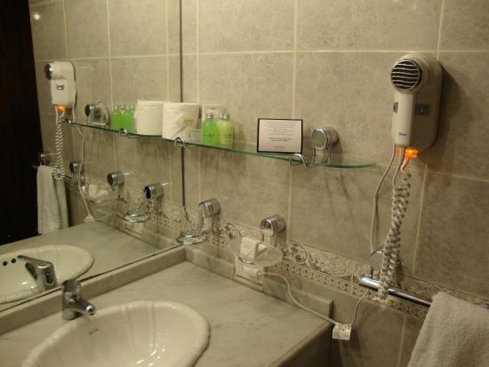 Elevage Buenos Aires Hotel: Amenidades de boa qualidade