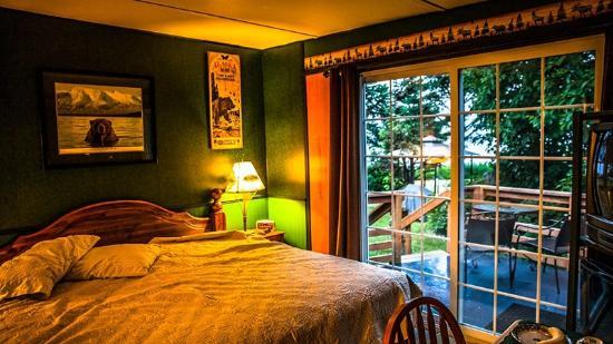 The Alaska Beach House Trophy Room