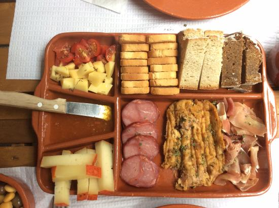 Meet&Taste Portugal: Tapas des régions du Nord