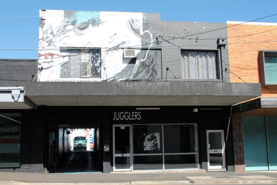 Jugglers Art Space Inc