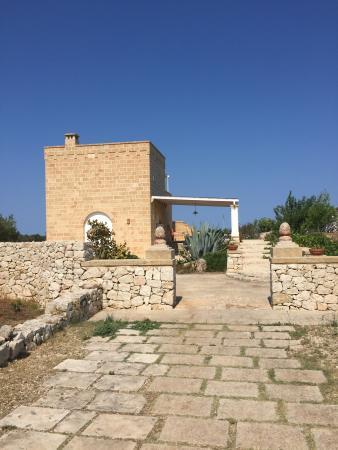 Agriturismo Masseria Alcorico : La torre