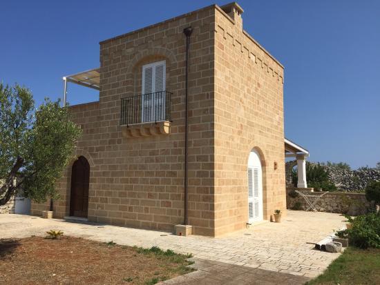 Agriturismo Masseria Alcorico: La torre