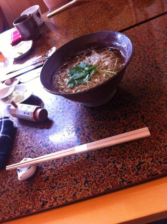 Teuchi Soba & French Yanagi