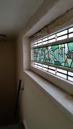 Plough Motel: View as leaving ladies upstairs