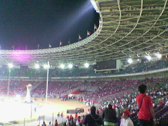 Gelora Bung Karno Stadium: GBK Indonesia vs Arab Saudi
